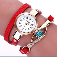 Женские модные часы Eye Gemstone