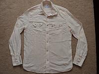 Рубашка джинсовая Levis  р. М ( Сост Нового )