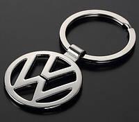 Брелок у вигляді значка VW (фольксваген) метал SKU0000804, фото 1