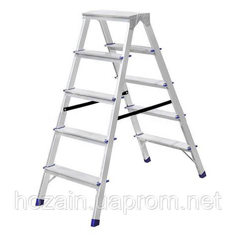 Стрем'янка Stairs алюм.двухсторон.А205, фото 2