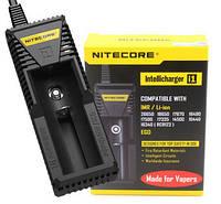 Зарядное устройство аккумуляторов Nitecore 18650 charger i1