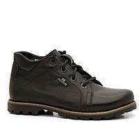 Демисезонные ботинки кожаные р. 35 - 22,5см