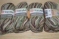 Yarnart Jeans Crazy- 7203