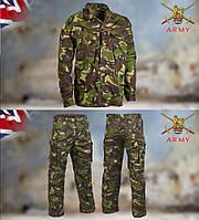 Комплект оригинал брюки+китель DPM Великобритания