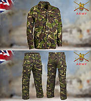 Комплект оригинал брюки+китель DPM Великобритания, фото 1