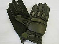 Перчатки тактические палые с демпферными уплотнениями