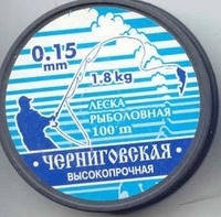 Леска Черниговская 0.15 100м