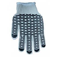 Перчатки трикотажные с ПВХ точкой (Волна)