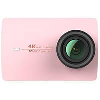 Экшн-камера Xiaomi Yi 4K Rose International Edition (Р27128)