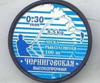 Леска Черниговская 0.30 100м