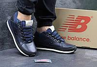Кроссовки мужские New Balance 754, темно-синие