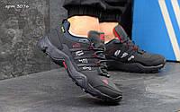 Мужские кроссовки Adidas Swift Gore Tex, черные, нубук