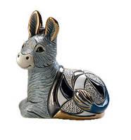 Фигурка De Rosa Rinconada Nativity Ослик Dr3004-75 серый
