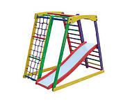 Детский спортивный уголок раннего развития ребенка  детская Спортивная площадка TOP kids color 2