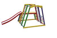 Детский спортивный уголок раннего развития ребенка  детская Спортивная площадка TOP kids color 2 Pedestal