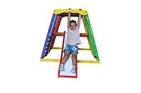 Детский спортивный уголок раннего развития ребенка  детская Спортивная площадка TOP kids color 3