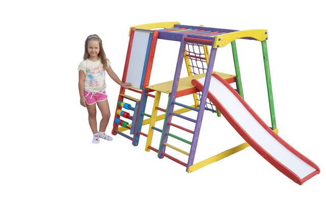 """Детский спортивный уголок """"TOP kids color 3 max"""""""