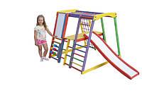 Детский спортивный уголок раннего развития ребенка  детская Спортивная площадка TOP kids color 3 max