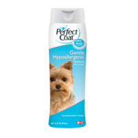 8in1 Perfect Coat Hypoallergenic Shampoo - гипоаллергенный шампунь для собак 473 мл