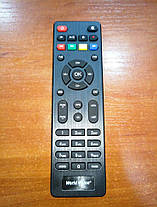 Эфирный тюнер World Vision T62D (DVB-T2, Youtube, IPTV), фото 3