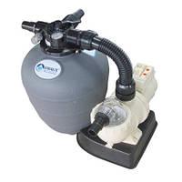 Emaux Фильтрационная установка Emaux FSU-8TP (8 м³/ч, D300) уцененная
