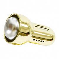Світильник для підсвіч.RAD50-2хR50 E14 антич золото на планці ПП