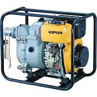 Дизельная мотопомпа KIPOR KDP30T