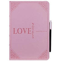 Чехол-книжка Ozaki O!coat Wisdom Love Novel для iPad mini Pink (OC103LK)