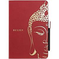 Чехол-книжка Ozaki Чехол для iPad mini O!coat Wisdom Buddhist Scripture Red (OC103SR)