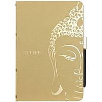 Чехол-книжка Ozaki O!coat Wisdom Buddhist Scripture Light Brown для iPad mini (OC103SL)