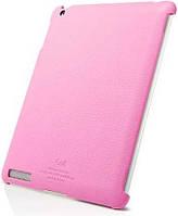 Чехол-накладка SGP Griff для Apple iPad 2 розовый (SGP07697)