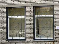 Установка решеток на окна и двери. Установка решеток на балконы