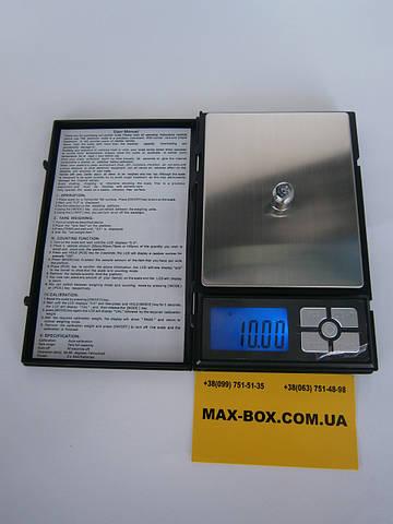 Весы ювелирные SF-820 2000g/0.1g