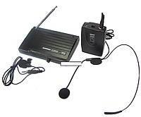 Микрофон, Радиомикрофон SHURE VHF 200 радіосистема