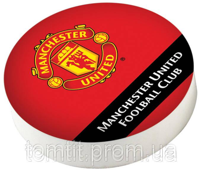 """Ластик круглый """"Manchester United"""""""