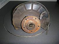 Ступица с цапфой пер. левая Citroen Jumper III 06-14 (Ситроен Джампер), 1357004080