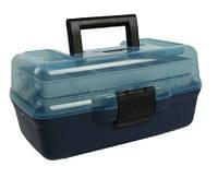 Ящик 2х-полочный с прозрачной крышкой  Aquatech - 1702 Т