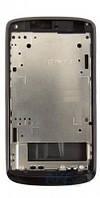 Передняя панель корпуса (рамка дисплея) HTC T8282 Touch HD Black