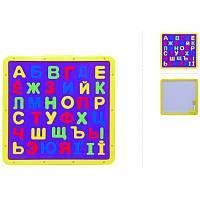 Доска для рисования с алфавитом на магнитах