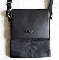 Мужская сумка через плечо барсетка Планшет 24х20см
