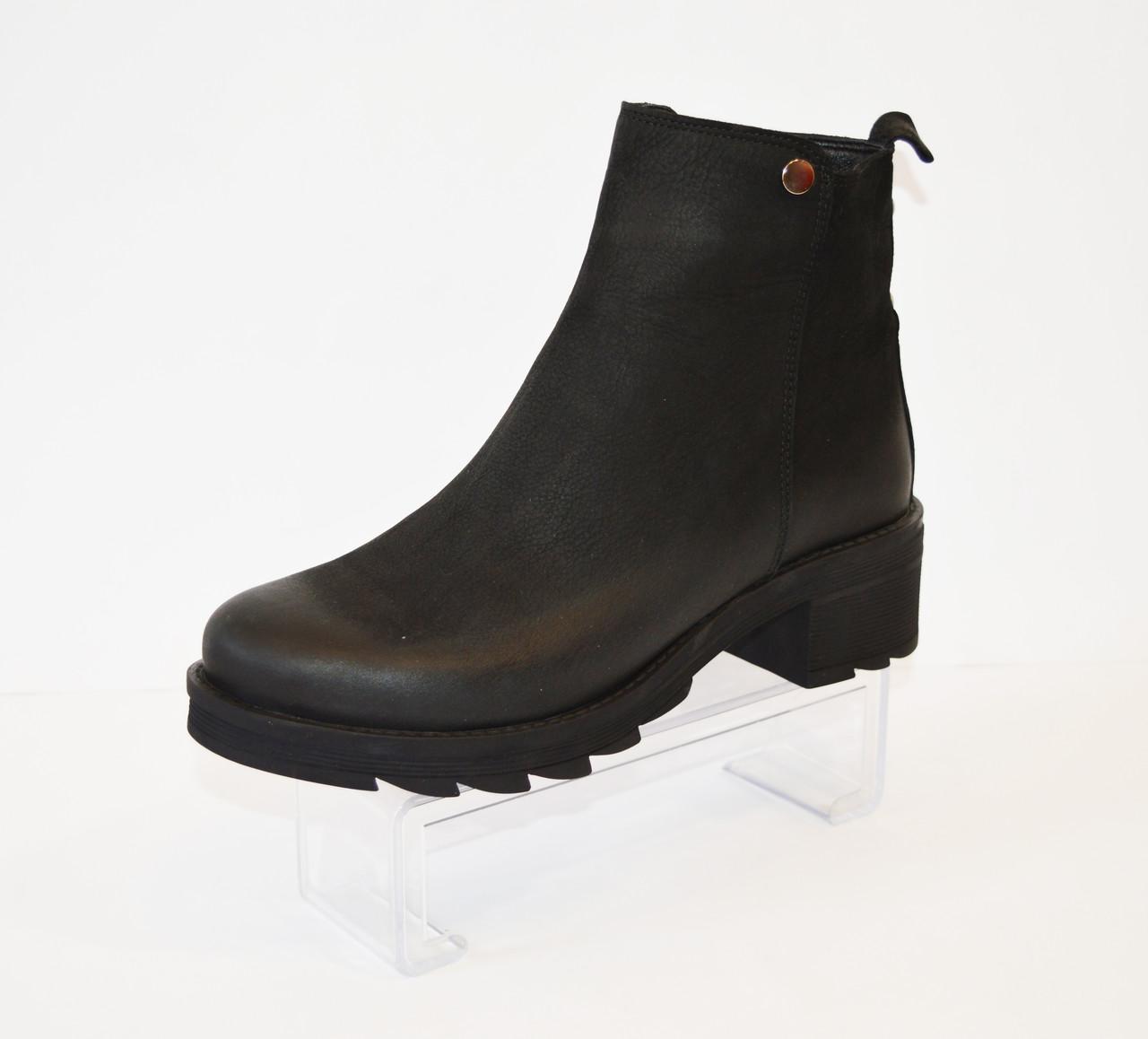Ботинки женские нубук Guero 18246