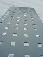 Перфорированный лист 0,8 мм крашенный