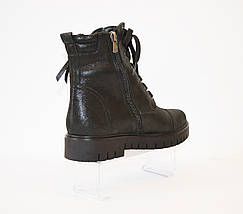 Ботинки кожаные женские Molly Bessa, фото 3