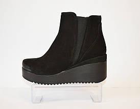 Ботинки замшевые осенние Guero, фото 2