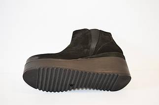 Ботинки замшевые осенние Guero, фото 3