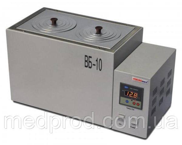 Баня водяная двухместная ВБ-10 на 10 л с таймером