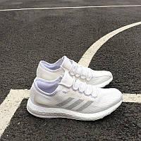 Кроссовки мужские Adidas Pure Boost white