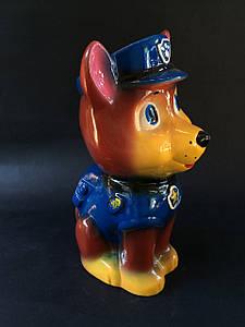 Копилка собака Полицейский