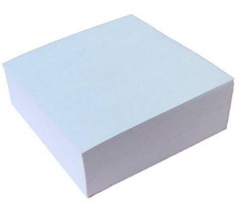 Настільні записнички (верхнє клейове кріплення), ТМ Тетрада, 6/60 настільні записнички: формат 50мм/80мм, блок товщина - 40 мм.обкладинка з, фото 2