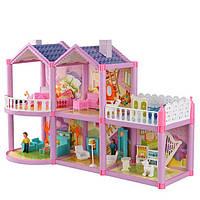Мініатюрні лялькові будиночки